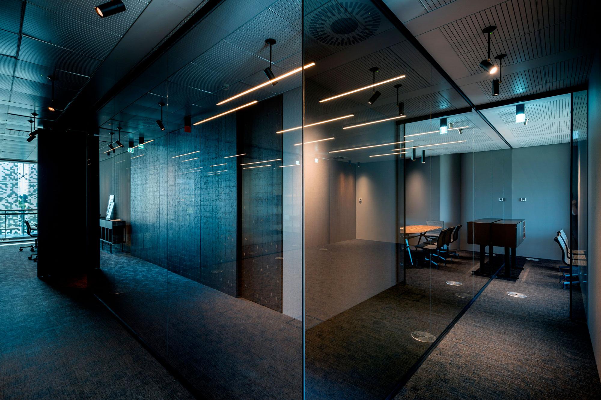 """""""V.tech Smart Solutions"""" uffici presso Kilometro Rosso – Innovation Distric a Bergamo"""